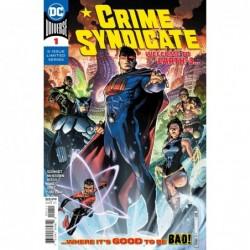 CRIME SYNDICATE -1 CVR A...