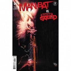 MAN BAT -2 (OF 5) (RES)