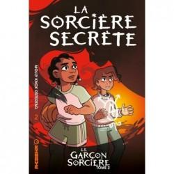 LE GARCON SORCIERE - TOME 2...