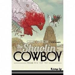 THE SHAOLIN COWBOY - VOL01...