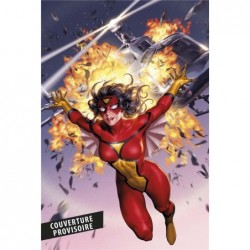 SPIDER-WOMAN T01: MAUVAIS SANG
