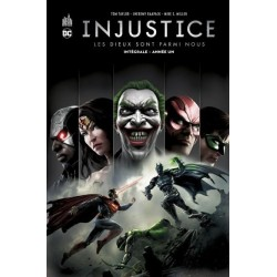 INJUSTICE INTEGRALE - T01 -...