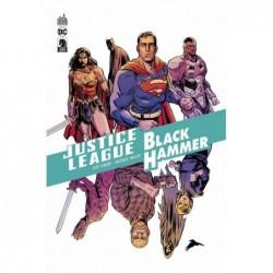 JUSTICE LEAGUE/BLACK HAMMER...