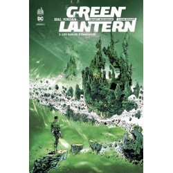 HAL JORDAN : GREEN LANTERN...