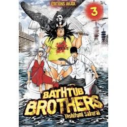 BATHTUB BROTHERS - TOME 3 -...