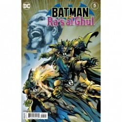 BATMAN VS RAS AL GHUL -5...