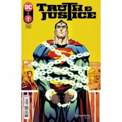 TRUTH & JUSTICE -2 CVR A...