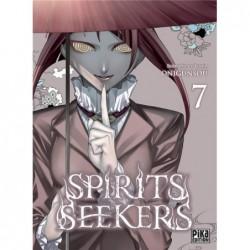 SPIRIT SEEKERS - SPIRITS...