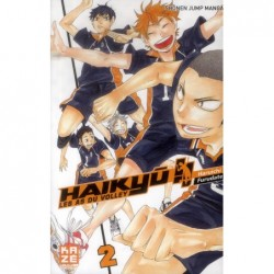 HAIKYU !! - LES AS DU...