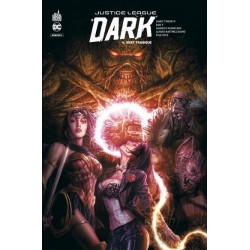JUSTICE LEAGUE DARK REBIRTH...