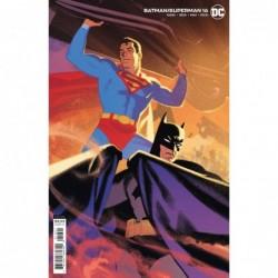 BATMAN SUPERMAN -16 CVR B...