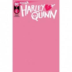 HARLEY QUINN -1 CVR C BLANK...