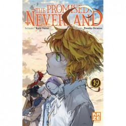 THE PROMISED NEVERLAND T19