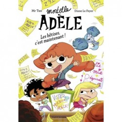 ROMAN MORTELLE ADELE - LES...