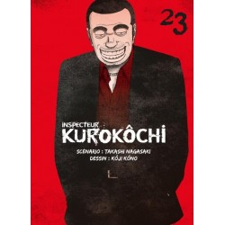 INSPECTEUR KUROKOCHI T23 -...
