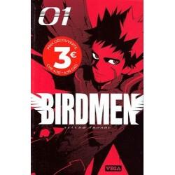 BIRDMEN - TOME 1 / EDITION...