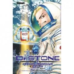 DR. STONE - REBOOT : BYAKUYA