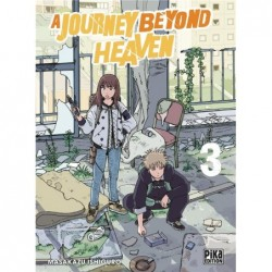 A JOURNEY BEYOND HEAVEN T03