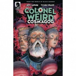 COLONEL WEIRD COSMAGOG -1...