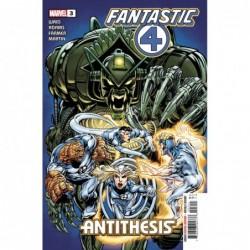 FANTASTIC FOUR ANTITHESIS...