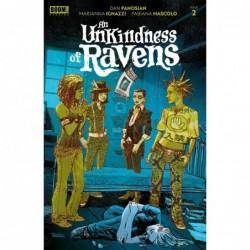 UNKINDNESS OF RAVENS -2 CVR...