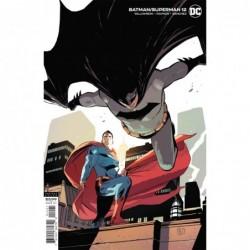 BATMAN SUPERMAN -12 COVER B...