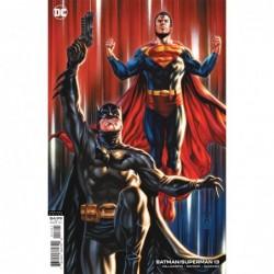 BATMAN SUPERMAN -13 CARD...
