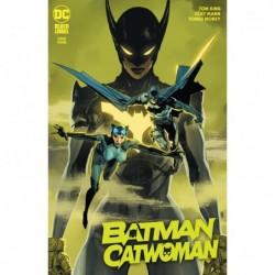 BATMAN CATWOMAN -4 CVR A...