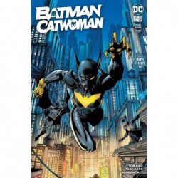 BATMAN CATWOMAN -4 CVR B...