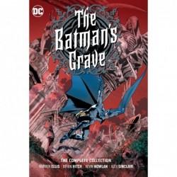 BATMANS GRAVE THE COMPLETE...