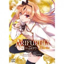 ARIFURETA - DE ZERO A HEROS...