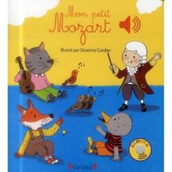 MON PETIT MOZART - LIVRE...