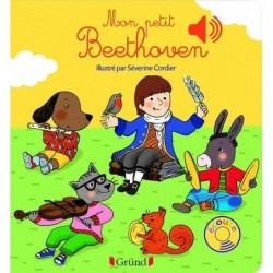 MON PETIT BEETHOVEN - LIVRE...