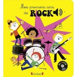 MES PREMIERS AIRS DE ROCK -...