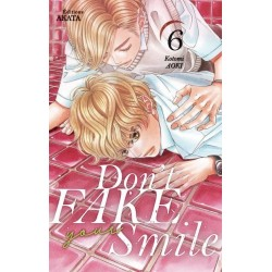 DON'T FAKE YOUR SMILE -...