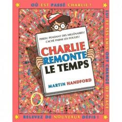 CHARLIE REMONTE LE TEMPS -...