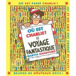 CHARLIE LE VOYAGE...
