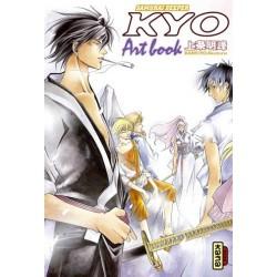 SAMOURAI DEEPER KYO ART BOOK
