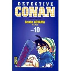 DETECTIVE CONAN - TOME 10