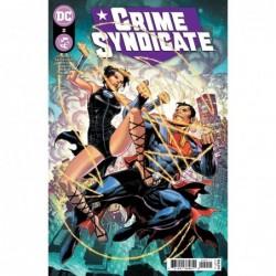 CRIME SYNDICATE -2 CVR A...