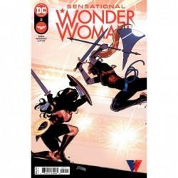 SENSATIONAL WONDER WOMAN -2...