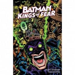 BATMAN KINGS OF FEAR TP (RES)