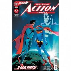 ACTION COMICS -1029 CVR A...