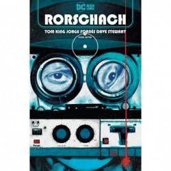 RORSCHACH -7 CVR A FORNES