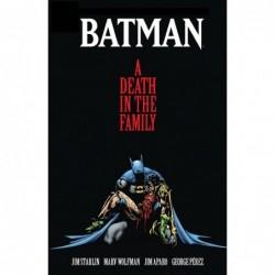 BATMAN A DEATH IN THE...