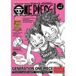 ONE PIECE MAGAZINE - TOME 08