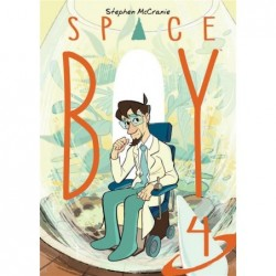 SPACE BOYS, T.4