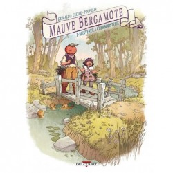 MAUVE BERGAMOTE T01 -...