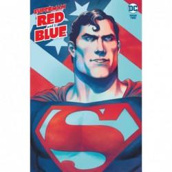 SUPERMAN RED & BLUE -2 CVR...