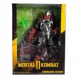 Mortal Kombat figurine...